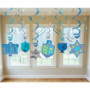 hanukkah decoration ideas