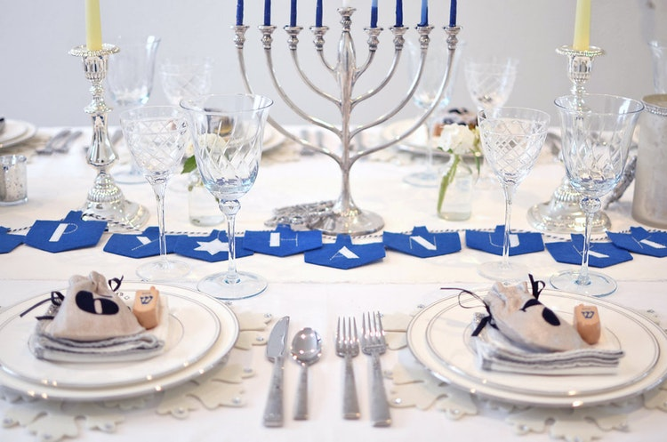 Happy Hanukkah Decoration Ideas – How to Decorate for Hanukkah