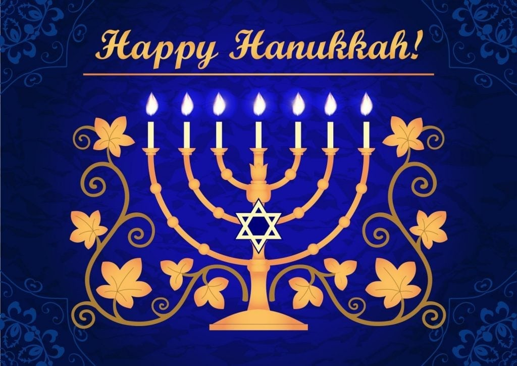 Happy Hanukkah Wallpapers 2019 – Free Hanukkah Wallpaper For Facebook