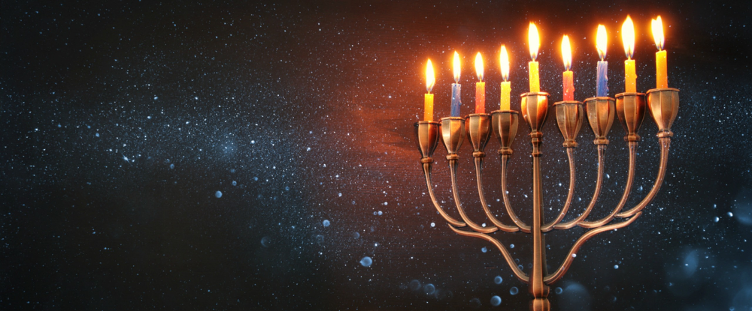 Happy Hanukkah Candle Lights 2019 – Free Hanukkah Candle Lights | Chanukah Candle Lights Images