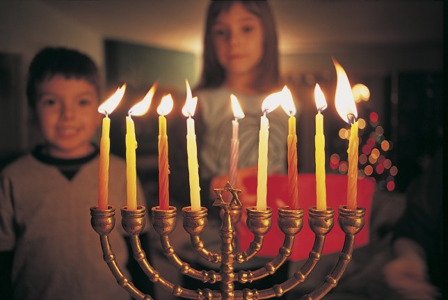 Happy Hanukkah Images 2019