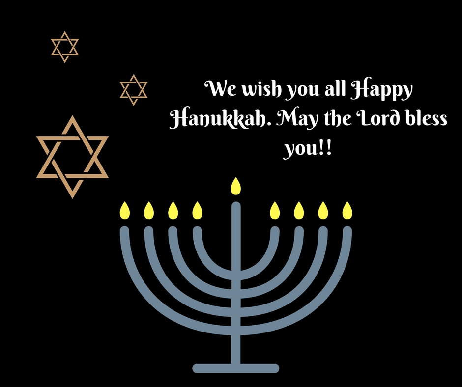 Happy Hanukkah 2019 : The Jewish Festival Of Lights
