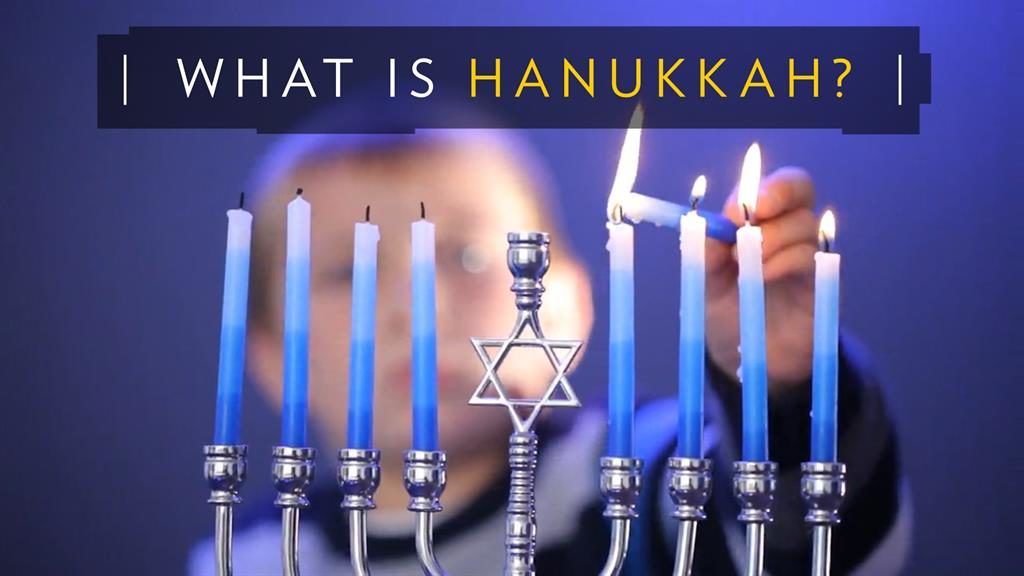 how many hanukkah candles tonight