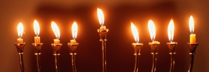 Hanukkah Candle Lights Images 2020