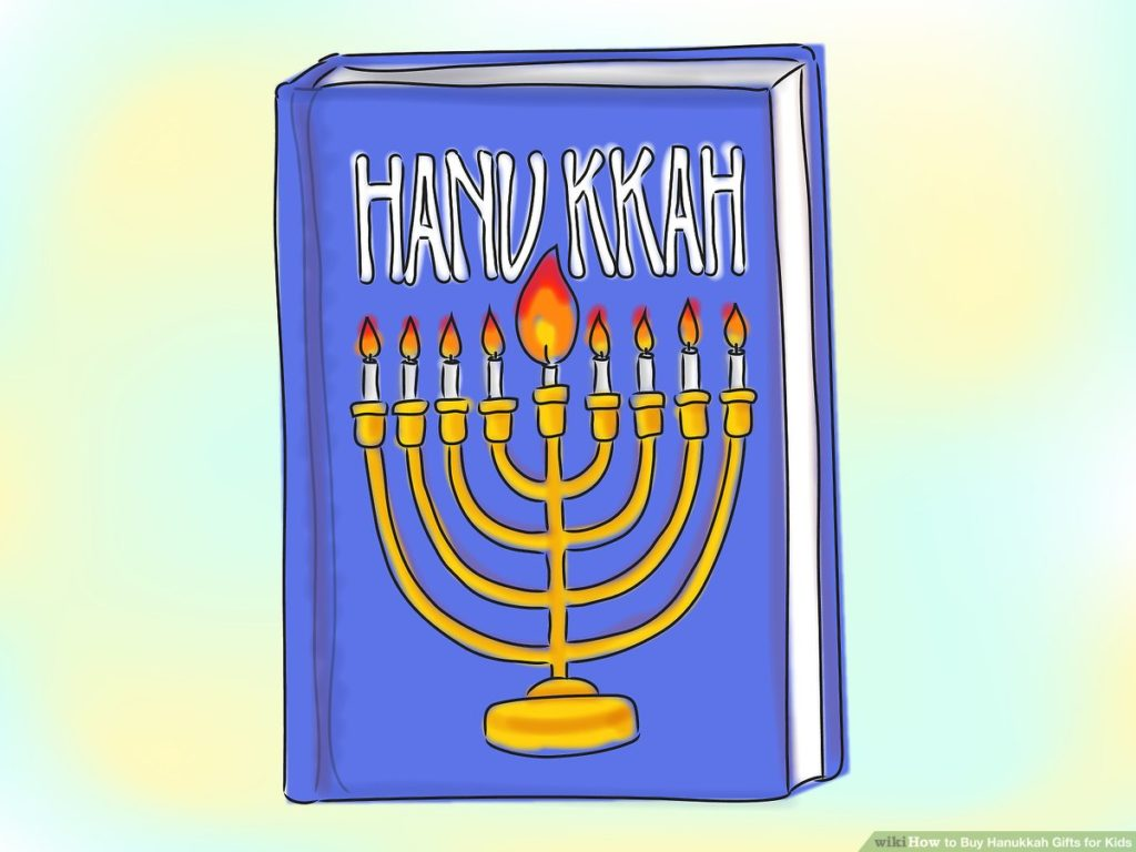 traditional hanukkah gifts for adults